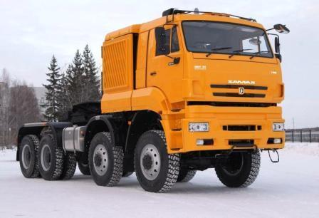 Диагностика и ремонт грузовиков КАМАЗ на выезде